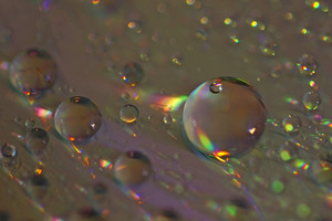 Waterdrops Texture