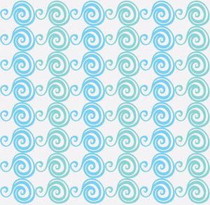 Wave Pattern (seamlessly Tiling). Seamless Wave Background.ocean Texture