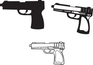 Weapon Vector Element
