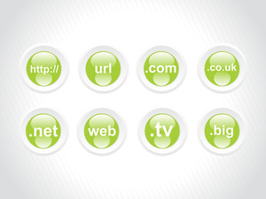 Web 2.0 Green Icon Series Set 1