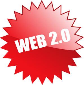 Web 2.0 Sticker