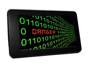 Web Danger Concept