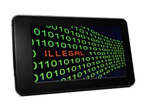 Web Illegal Activity