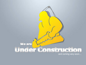 Web Page Is Under Construction