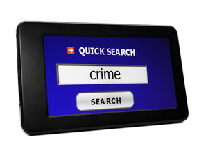 Web Search For Crime