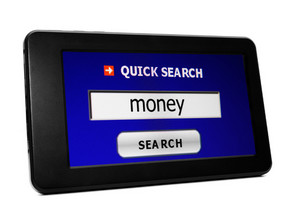 Web Search For Money