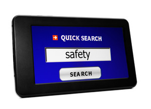 Web Search For Safety