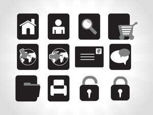 Web Small Symbols