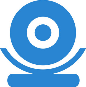 Webcam Simplicity Icon