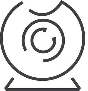 Webcamb Minimal Icon