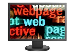 Webpage Screen