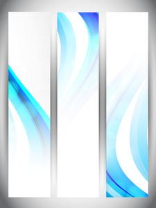 Website Header Or Banner Set