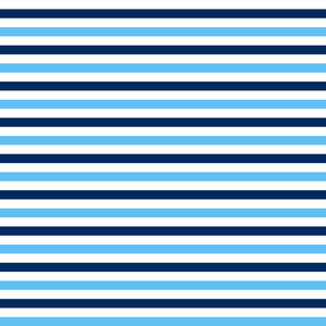 White And Blue Nautical Striped Pattern