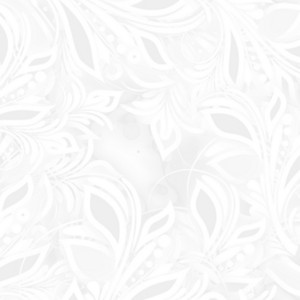 White Floral Background