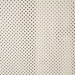 White metal dot texture background