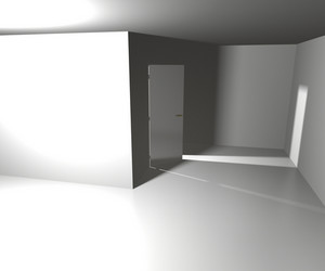 White Room Background