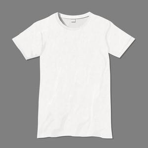 White Vector T-shirt Design Template