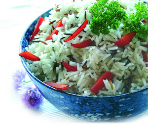Wild And Long Grain Rice