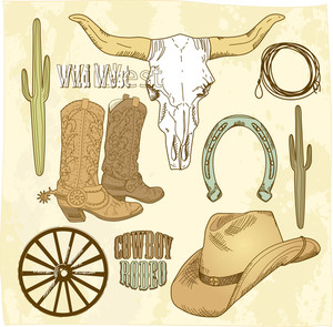 Wild West Set Ocidental
