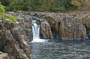 Wildwood Falls Oregon