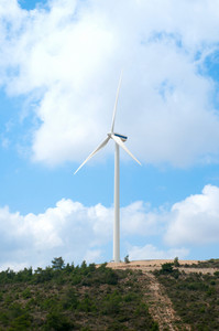 Wind Mill Power Generator
