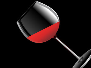 Wine Glass Vector Design4