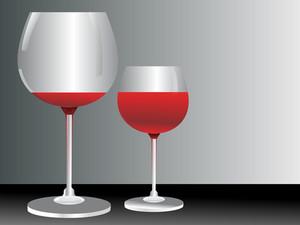 Wine Glass Vector Design5