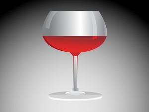 Wine Glass Vector Design6
