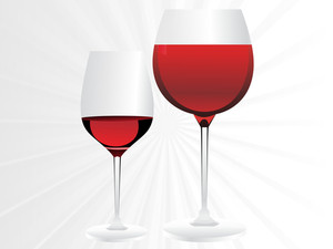 Wine Glass Vector Design7