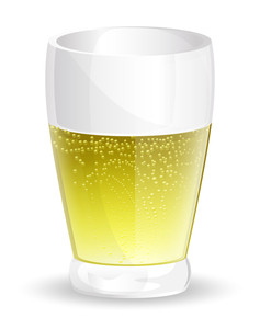 Wine Glass Vector Drink