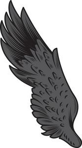Wing Vector Element