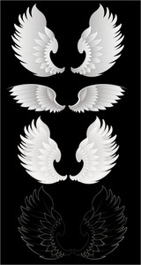 Wings Vectors