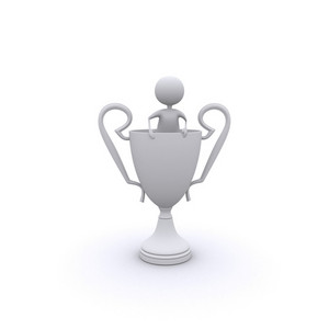 Winner In Trophy