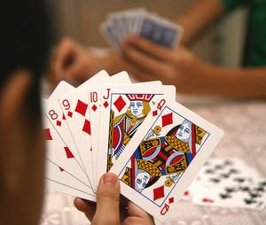 Winning And Gambling At Cards