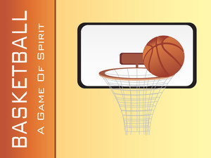 Winning Shot Vector Illustration