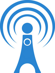Wireless Network 1 Simplicity Icon