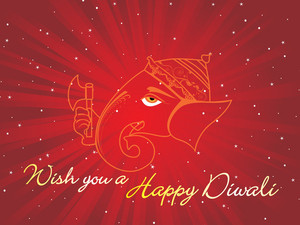 Wish You A Happy Diwali Wallpaper