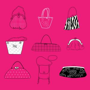 Women Love Handbags -