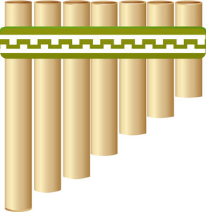 Wood Flute Lite Music Icons