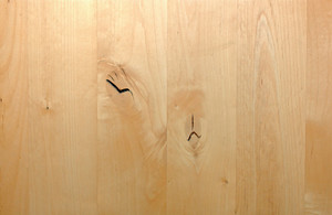 Wood Maple Horizontal Panel