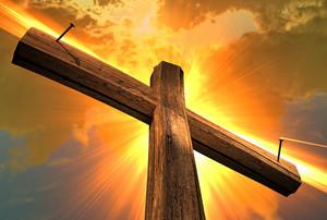 Wooden Cross (3