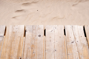 Wooden Path