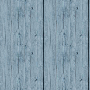 Design Texture Of Blue Painted Wooden Boards