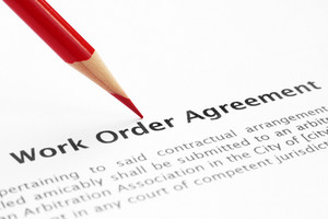 Work Order Agreement
