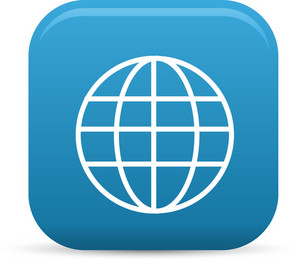 World Wide Web Elements Lite Icon