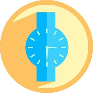 Wristwatch Shape