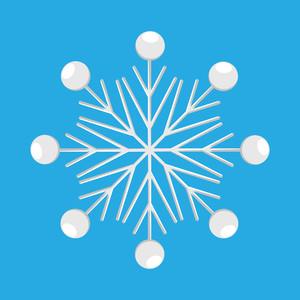 Xmas Snowflake Design