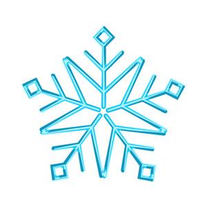 Xmas Snowflake
