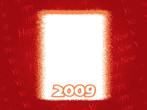 Year 2009 Creative Frame Design3