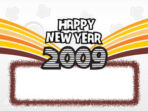 Year 2009 Creative Frame Design9